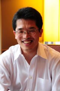 横田秀珠氏写真