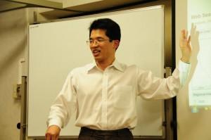 横田秀珠プロフィール写真